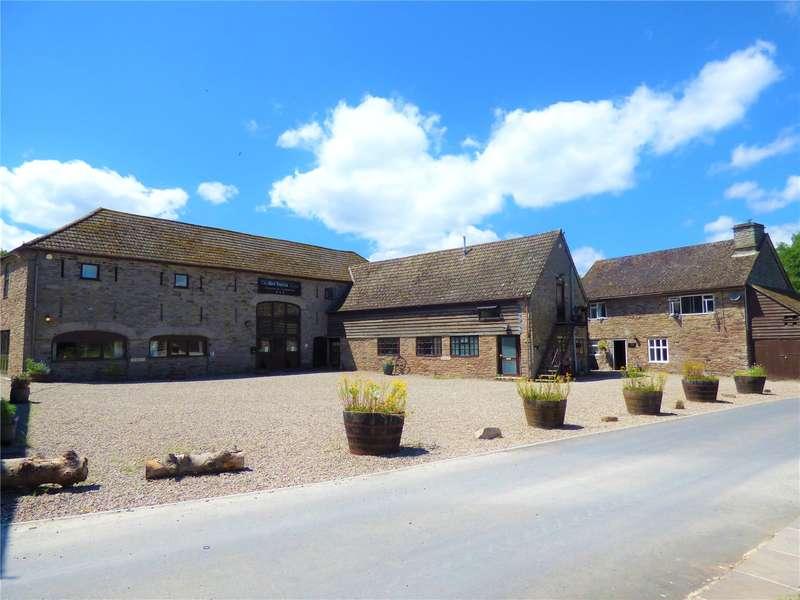Hotel Commercial for sale in Formerly Llwynaubach Lodge, Glasbury-On-Wye, Hereford, HR3 5PT
