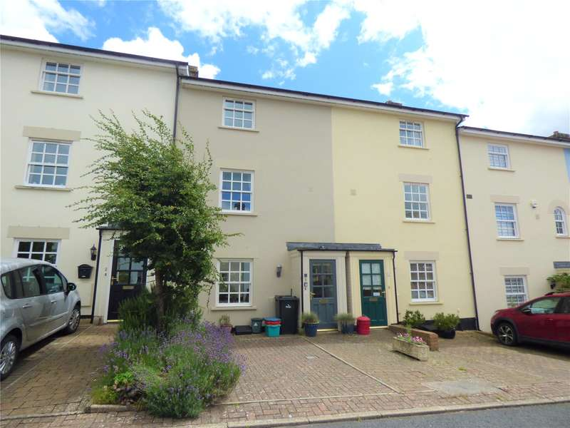 3 Bedrooms Terraced House for sale in 3 De Breos Court, Hay-on-Wye, Hereford, Powys, HR3 5DL