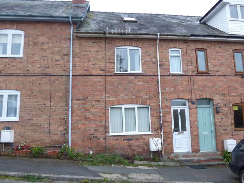3 Bedrooms Terraced House for sale in 2 New Street, Llandrindod Wells, Powys, LD1 6BU