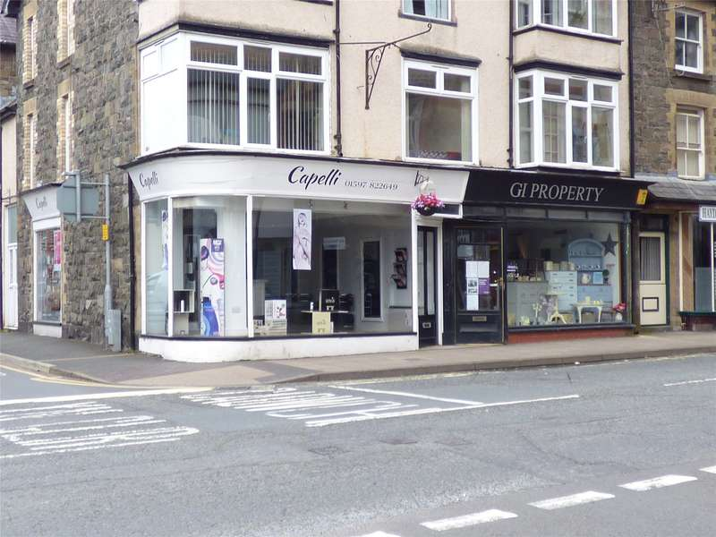 Office Commercial for sale in 1 Temple Street, Llandrindod Wells, Powys, LD1 5DL