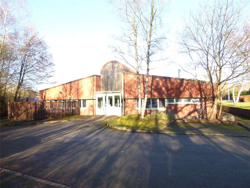 Light Industrial Commercial for rent in Ddole Road Industrial Estate, Llandrindod Wells, Powys, LD1 6DF