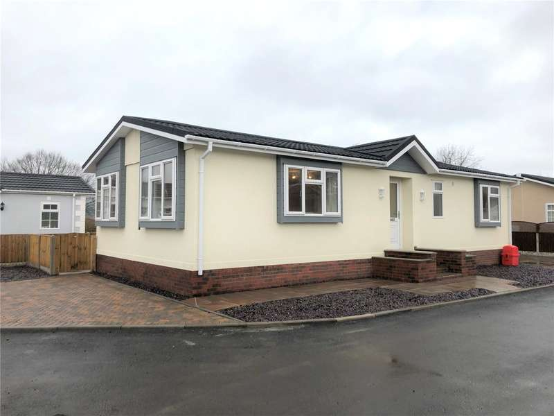 2 Bedrooms Bungalow for sale in 20 Tavern Park, Forden, Powys, SY21 8NN