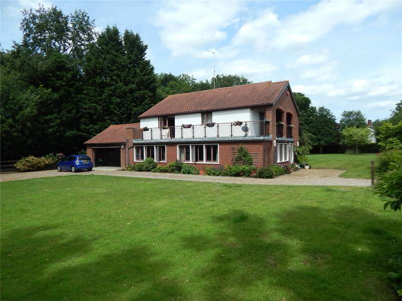 3 Bedrooms Detached House for sale in How Hill, Ludham, Great Yarmouth, Norfolk