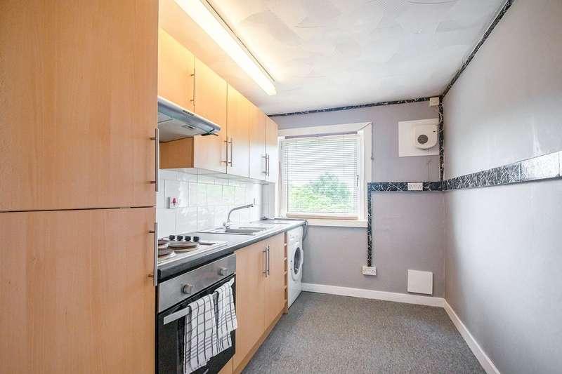 1 Bedroom Flat for sale in Laburnum Road, Cumbernauld, G67