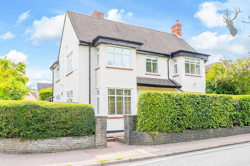 4 Bedrooms Detached House for sale in Coppice Row, Theydon Bois, Epping, Essex