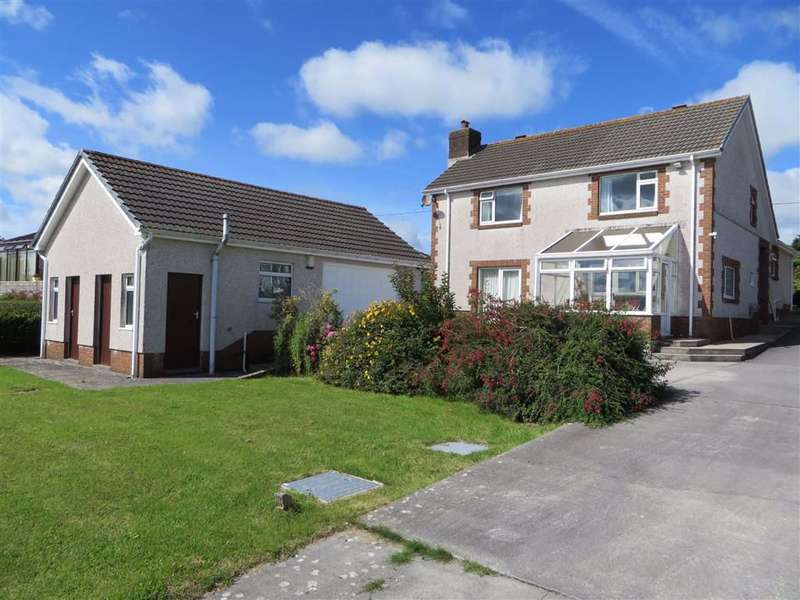 5 Bedrooms Detached House for sale in Coopers Road, Ammanford