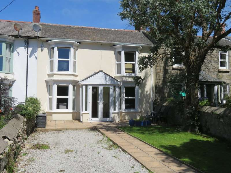 4 Bedrooms Terraced House for sale in Tregeseal Terrace, St. Just