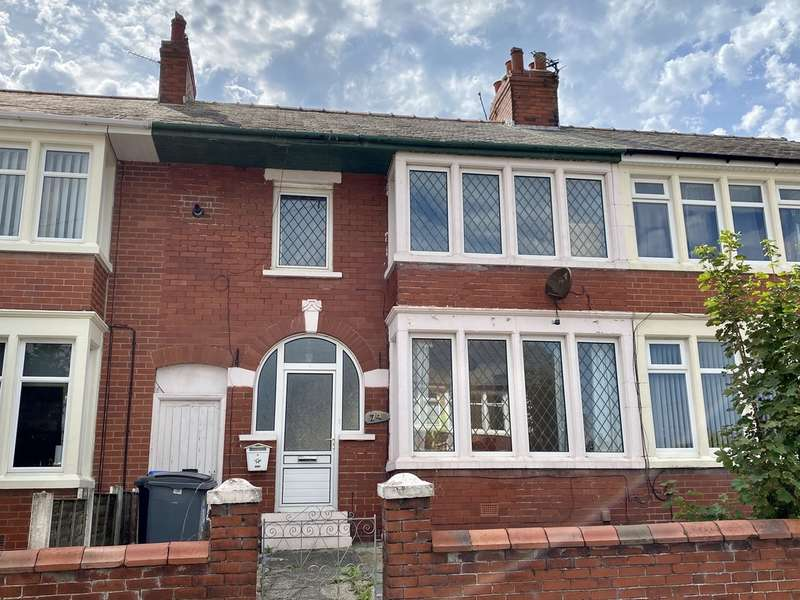 3 Bedrooms Terraced House for sale in Birchway Avenue, Stanley Park