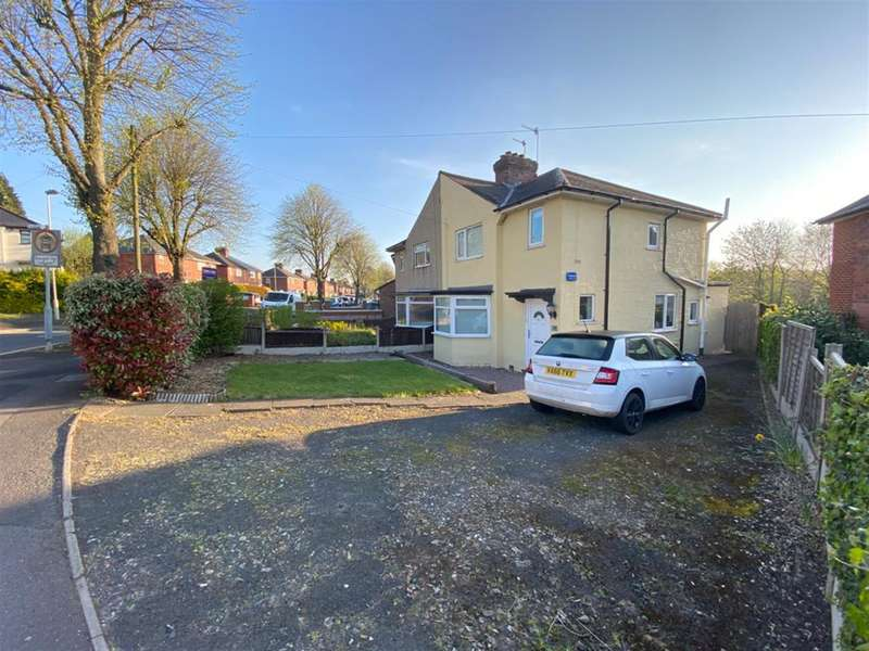 2 Bedrooms Semi Detached House for rent in Woodland Avenue, Brierley Hill, DY5 1EQ