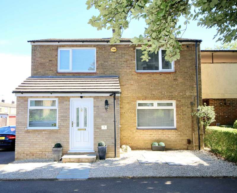 3 Bedrooms Link Detached House for sale in Cumberlow Place, Hemel Hempstead