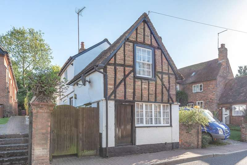 3 Bedrooms Detached House for sale in High Street, Whitwell, Hitchin, SG4
