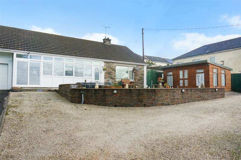 5 Bedrooms Bungalow for sale in St. Anns Chapel, Gunnislake, Cornwall, PL18