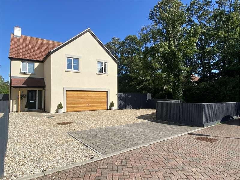 5 Bedrooms Detached House for sale in 4 Golf Links Mews, BURNHAM-ON-SEA, Somerset