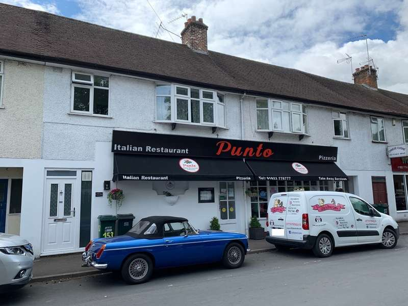 Commercial Property for sale in 153-155 Uxbridge Road, Rickmansworth WD3 7DW