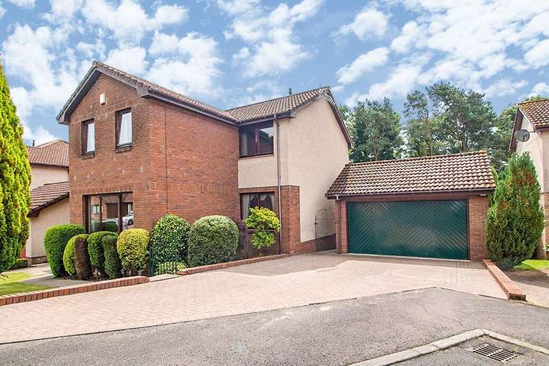 4 Bedrooms Detached House for sale in Mactaggart Way, KY7