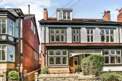 4 Bedrooms Semi Detached House for sale in Westwood Road, Sheffield, South Yorkshire