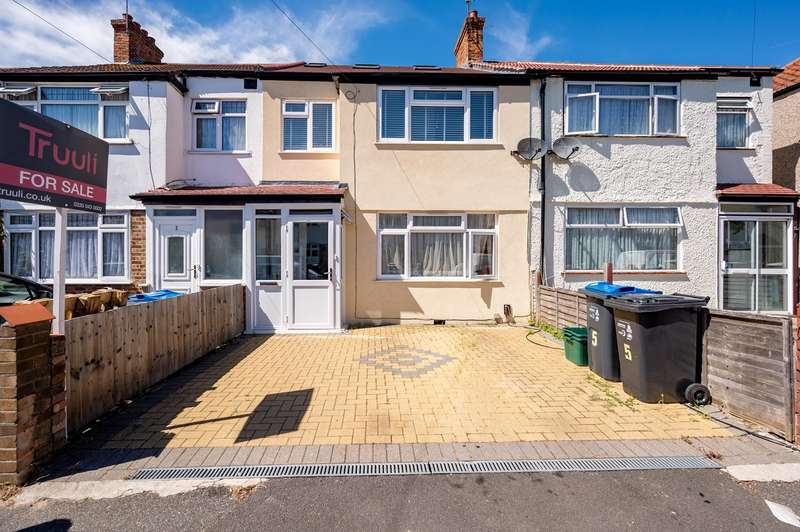 4 Bedrooms Terraced House for sale in Sunnymead Avenue, Mitcham, CR4