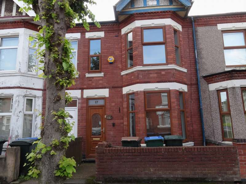 4 Bedrooms Terraced House for rent in Hugh Road Stoke Coventry