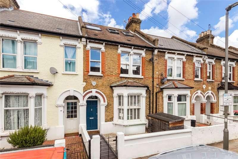 5 Bedrooms Terraced House for sale in Selkirk Road, London, SW17