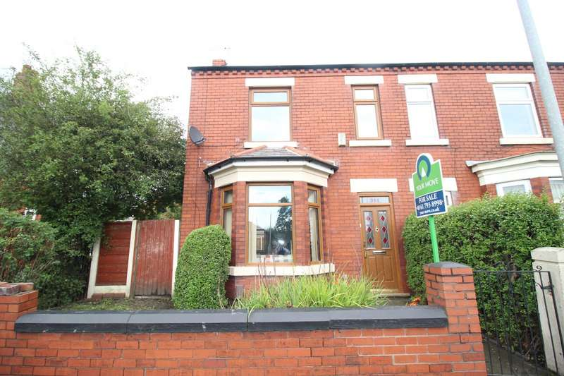 3 Bedrooms Semi Detached House for sale in Bolton Road, Pendlebury, M27