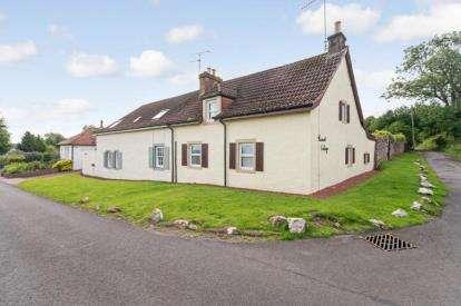 3 Bedrooms Semi Detached House for sale in Glentirranmuir, Kippen