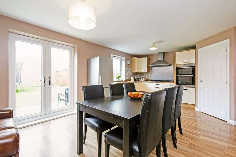4 Bedrooms Detached House for sale in Ripley Close, Spennymoor, DL16