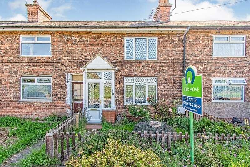 2 Bedrooms Property for sale in Broad Lane, Gilberdyke, Brough, HU15