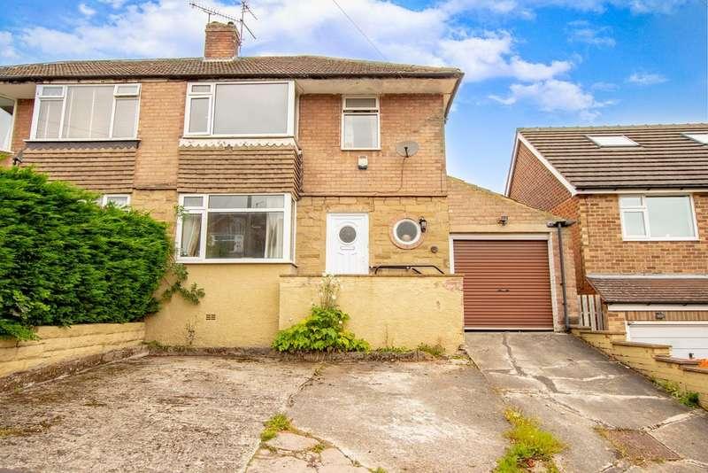 3 Bedrooms Semi Detached House for sale in 32 Twentywell Road, Bradway, S17 4PW