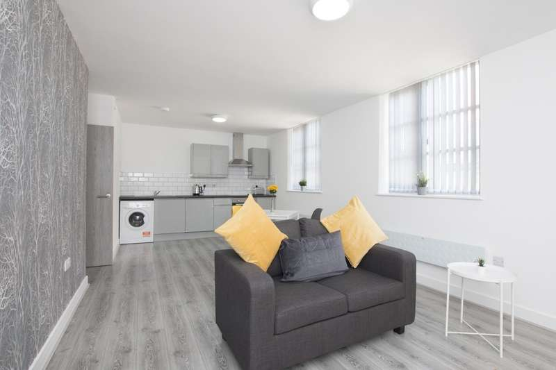 1 Bedroom Flat for rent in Rochdale, Greater Manchester