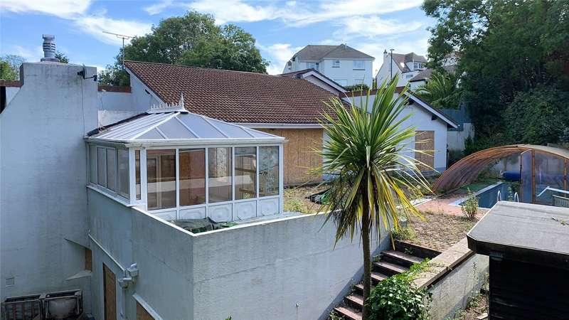 5 Bedrooms Detached House for sale in Parkham Lane, Brixham, Devon, TQ5
