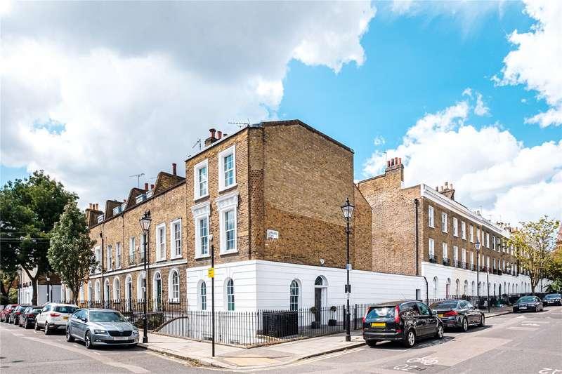 4 Bedrooms Mews House for sale in Gerrard Road, London, N1