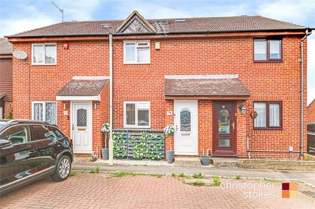 4 Bedrooms Terraced House for sale in Leaforis Road, West Cheshunt, Hertfordshire