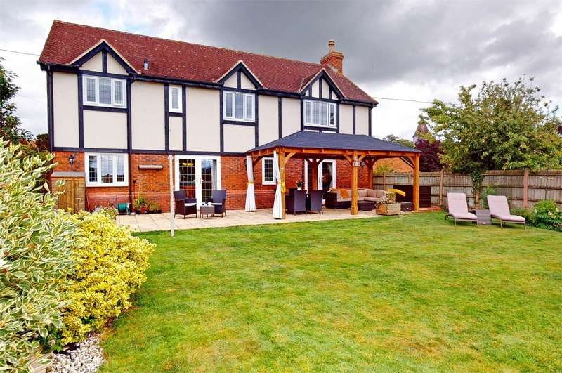 4 Bedrooms Detached House for sale in Tredington, Tewkesbury, Gloucestershire