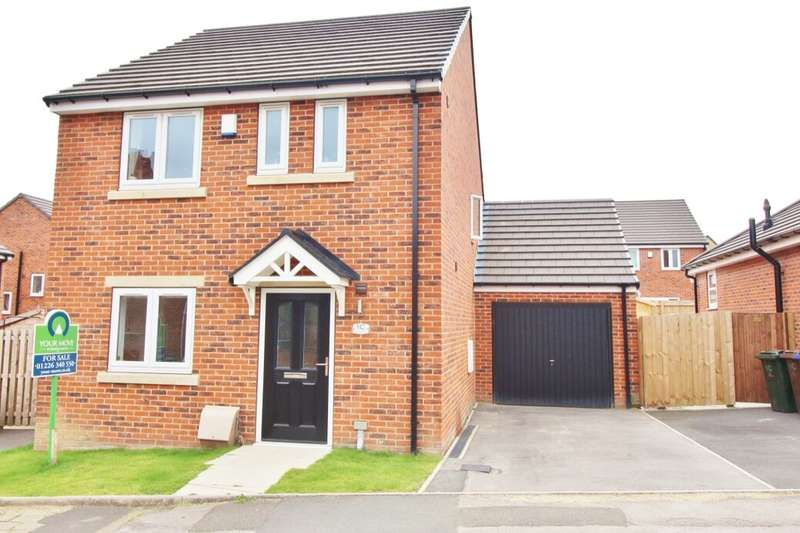 3 Bedrooms Detached House for sale in Collindridge Road, Wombwell, Barnsley, S73