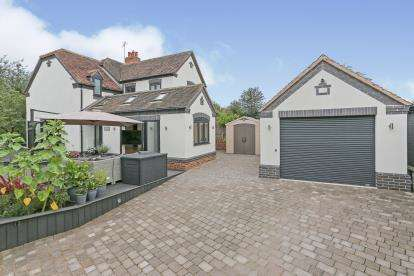 4 Bedrooms Semi Detached House for sale in Windmill Lane, Austrey, Atherstone, Warwickshire