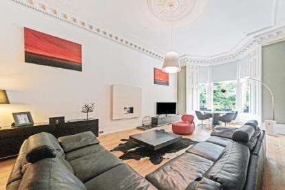 2 Bedrooms Flat for sale in Belhaven Terrace West, Dowanhill