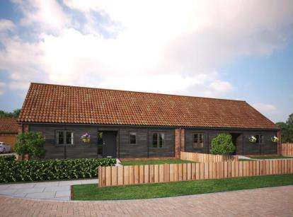 3 Bedrooms Bungalow for sale in North Walsham Road, Happisburgh, Norfolk