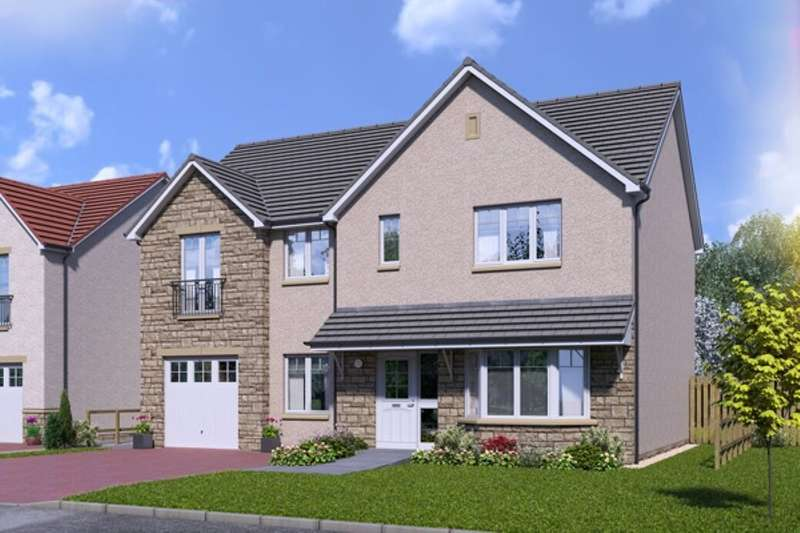 5 Bedrooms Detached House for sale in Silver Glen, FK12