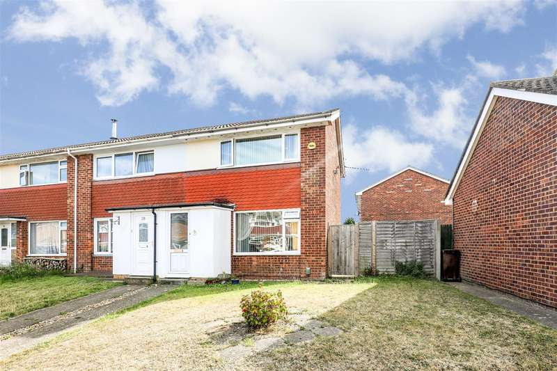 2 Bedrooms End Of Terrace House for sale in Lansdown Road, Sittingbourne