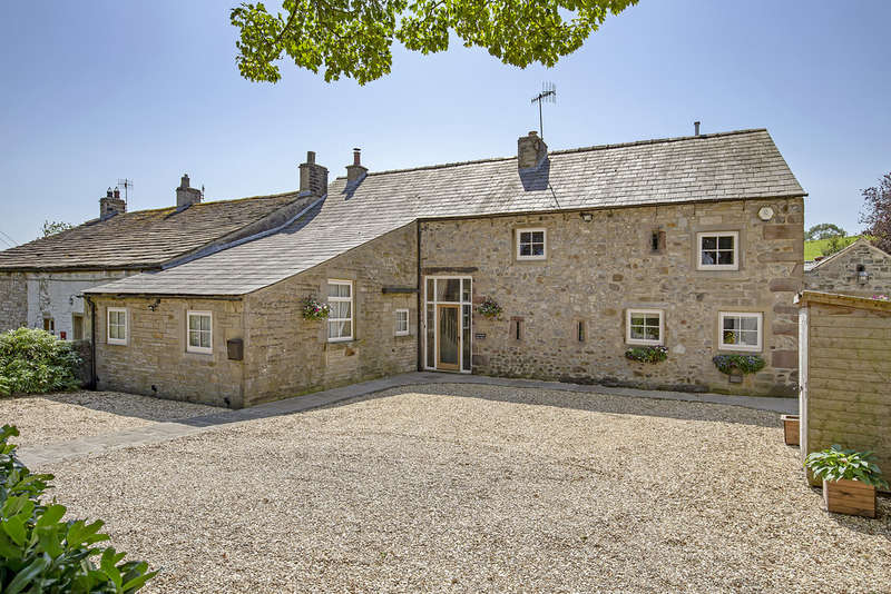 4 Bedrooms Unique Property for sale in Lowlands Farm Barn, Consiton Cold