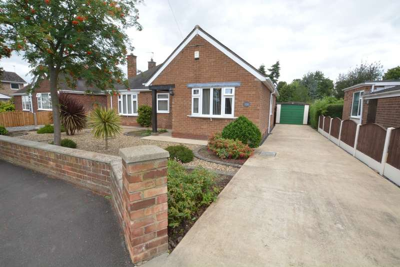 3 Bedrooms Detached Bungalow for sale in Shaftesbury Avenue, Goole