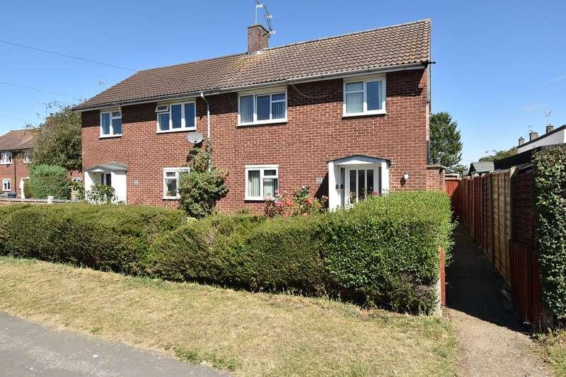 3 Bedrooms Semi Detached House for sale in Mount Way, Welwyn Garden City, AL7