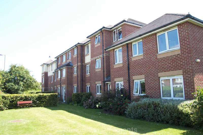 1 Bedroom Retirement Property for sale in Pilbrow Court, Alverstoke
