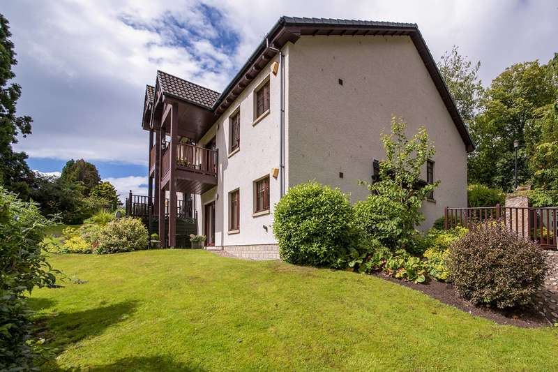 2 Bedrooms Flat for sale in Howford Road, Nairn, IV12 5QP