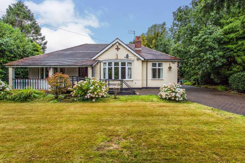 3 Bedrooms Detached Bungalow for sale in Fulwood Row, Fulwood, Preston, Lancashire, PR2