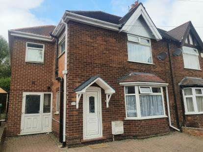 4 Bedrooms Semi Detached House for sale in Westbury Road, Nottingham, Nottinghamshire