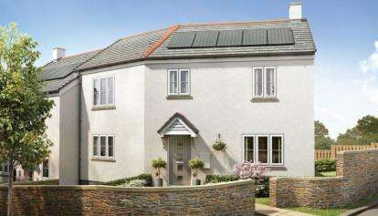3 Bedrooms Semi Detached House for sale in Tintagel, Cornwall