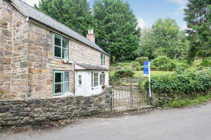 3 Bedrooms Detached House for sale in Ffos Y Go, Summerhill, Wrexham, Wrecsam, LL11