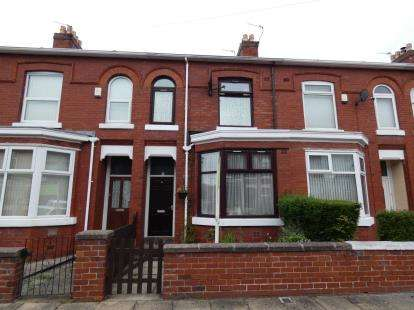 3 Bedrooms Terraced House for sale in Premier Street, Old Trafford, Manchester, Greater Manchester