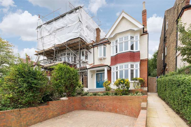 5 Bedrooms Semi Detached House for sale in Vineyard Hill Road, Wimbledon Park